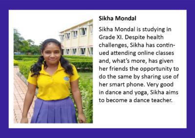 Sikha Mondal